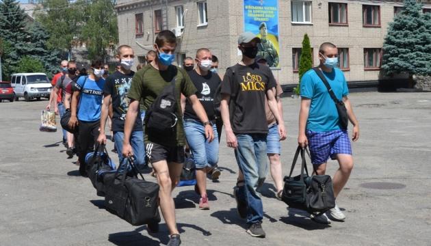 Дніпропетровщина стала лідером весняного призову до армії