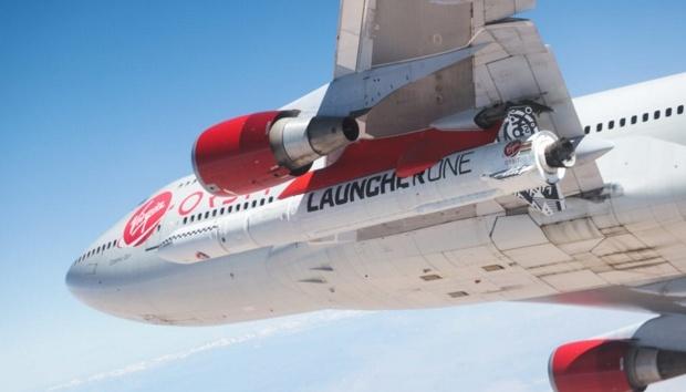 Virgin Orbit запустила в космос одразу сім супутників
