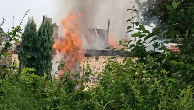 Ostukraine: Besatzer greifen mit Artillerie Wohnviertel von Awdijiwka an
