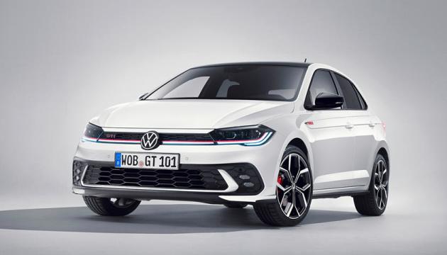 Volkswagen представив новий хетчбек