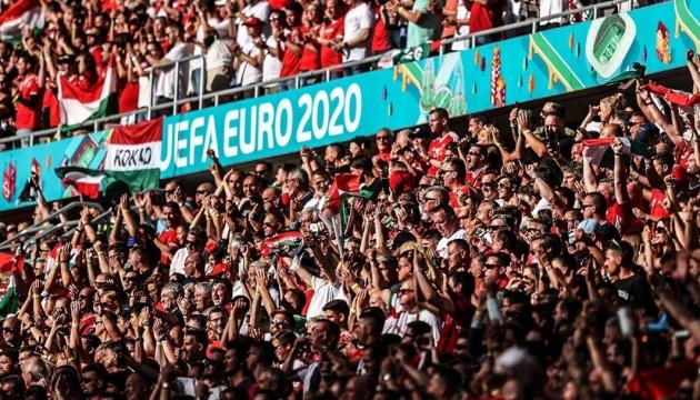 Натовпи на Євро-2020 сприяють поширенню коронавірусу – ВООЗ