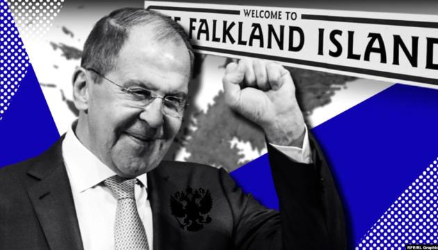В истории с Крымом Россия Путина играла вовсе не роль Великобритании