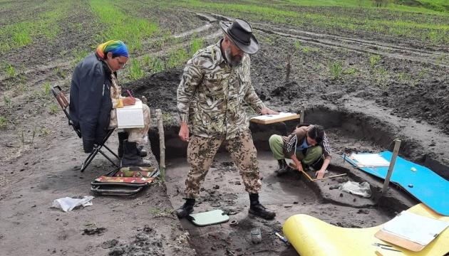 Артефакти з Єгипту знайшли в слов'янському могильнику на Черкащині