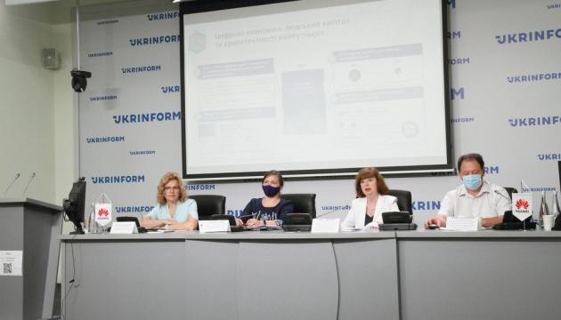 Цифрова економіка: дослідники КНЕУ створили дорожню карту розвитку людського капіталу