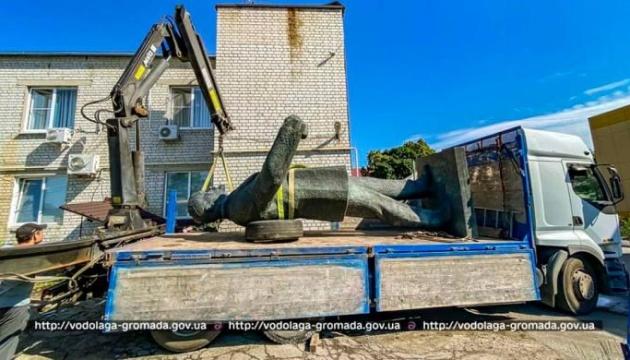 На Харківщині створять експозицію просто неба демонтованих комуністичних пам'ятників