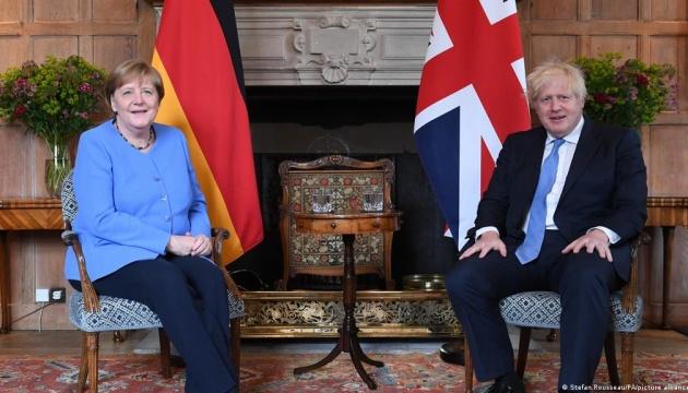 Німеччина й Британія мають намір підписати договір про співпрацю
