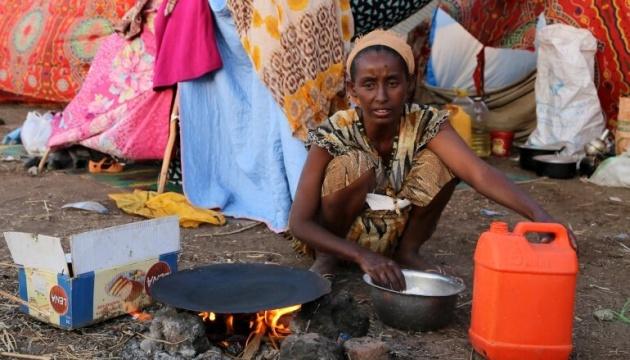 В Ефіопії від голоду потерпають понад 400 тисяч людей - ООН
