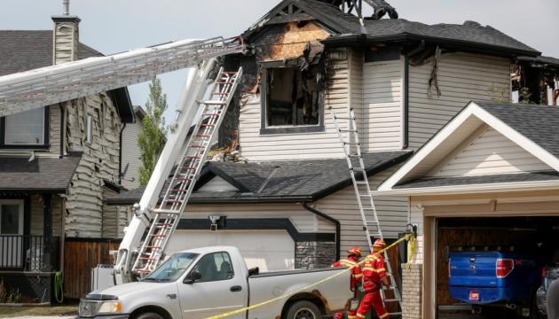 В Канаде от пожара в частном доме погибли четверо детей