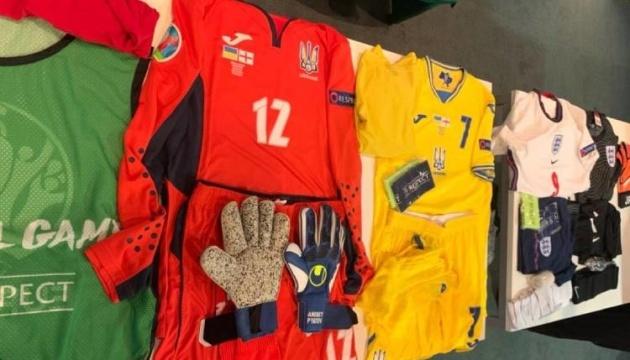 Збірна України на матч Євро-2020 проти Англії вийде у жовтій формі