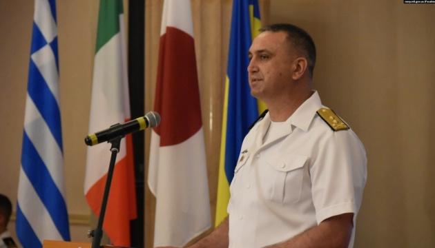 Командувач ВМС України не виключає провокацій РФ під час Sea Breeze