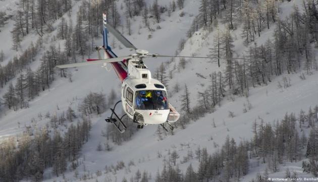 В Альпах на смерть замерзли дві туристки