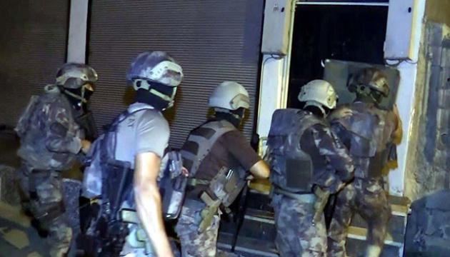 У Туреччині викрили підпільну мережу наркодилерів, арештували 213 осіб