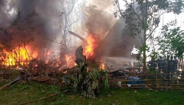 Количество жертв авиакатастрофы на Филиппинах возросло до 50