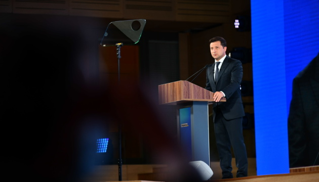 Zelensky says he pays special attention to countering security challenges in Black Sea region