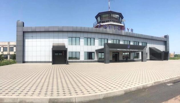 У Житомирі реконструюють аеропорт, міст і залізницю – мер