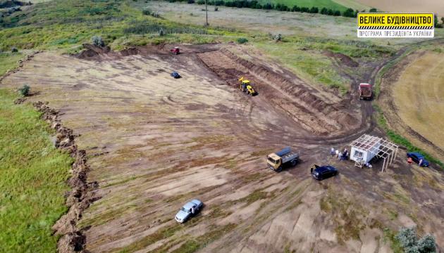 На Херсонщине строят мусоросортировочный комплекс - видео