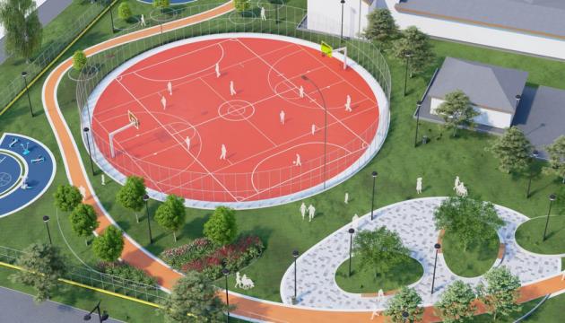 У Дніпрі проведуть реконструкцію шкільного стадіону - фото