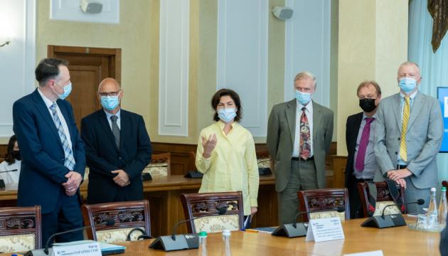 Генпрокурор обговорила з делегацією ПАРЄ реформу прокуратури