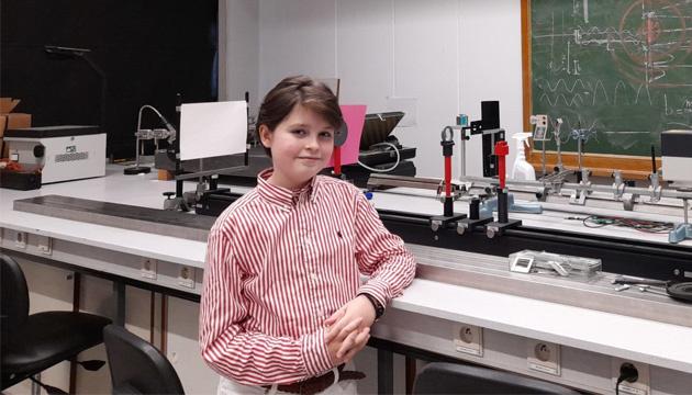 У Бельгії 11-річний хлопець випустився з університету