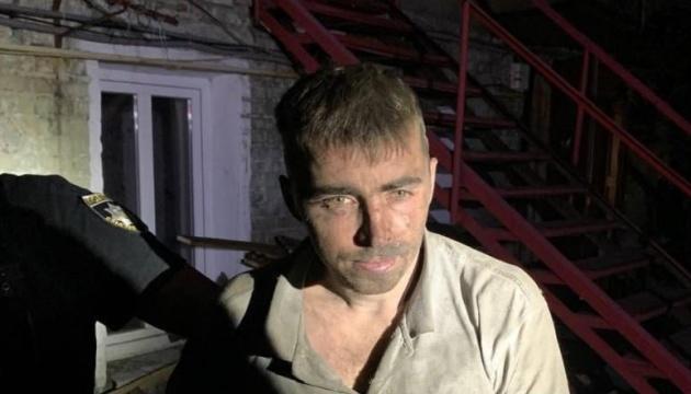 В Киеве арестовали подозреваемого в изнасиловании 13-летней девочки, который бежал из-под стражи