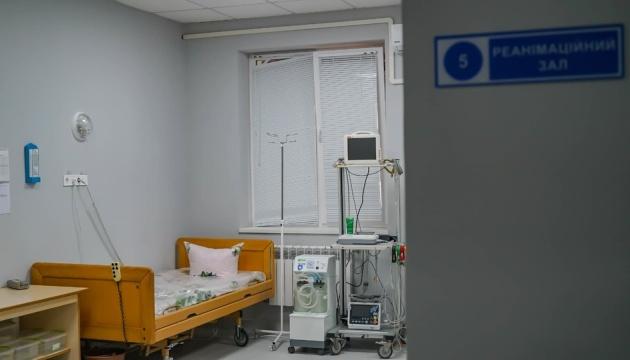 На Буковині за три місяці звели сучасне приймальне відділення лікарні - фото