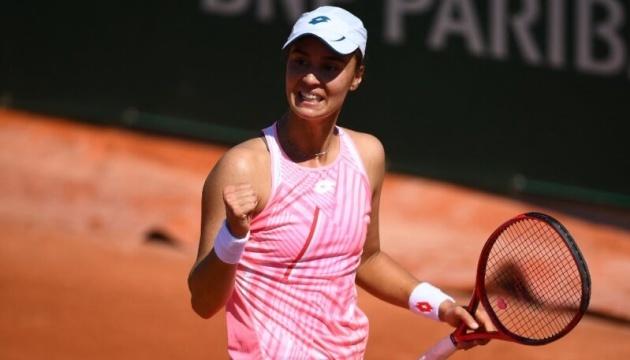 Ангелина Калинина выиграла стотысячник ITF во Франции
