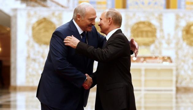 Путін заявив про узгодження з Лукашенком усіх програм інтеграції РФ і Білорусі
