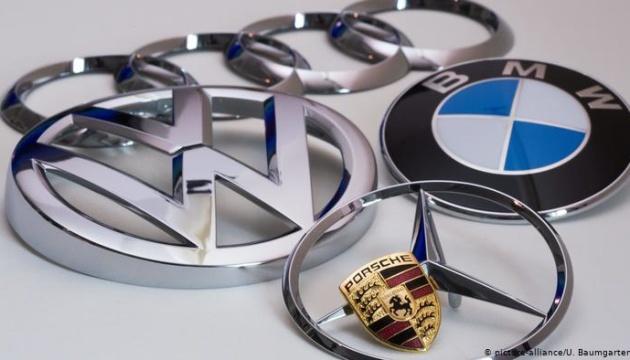 BMW та групу Volkswagen оштрафували на €875 мільйонів за картельну змову