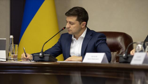 Зеленський вніс до Ради законопроєкти про захист політв'язнів, постраждалих від агресії проти України
