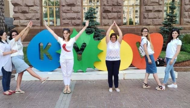 У Києві стартував проєкт з підготовки волонтерів для допомоги туристам