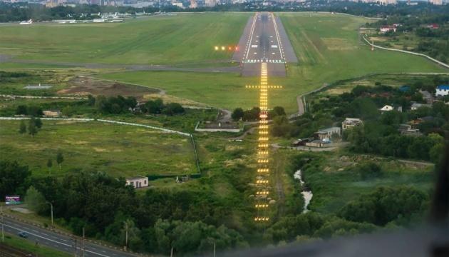 Аэропорту «Киев» выделили земельный участок для реконструкции