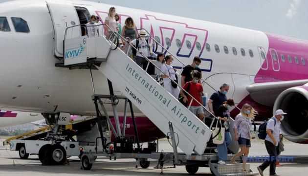 Wizz Air запустить 26 нових маршрутів з України