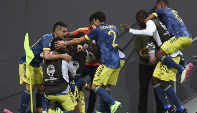 Колумбія вирвала перемогу у Перу в матчі за 3-є місце Кубка Америки