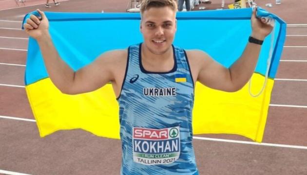 Украина взяла первое «золото» на молодежном чемпионате Европы по легкой атлетике