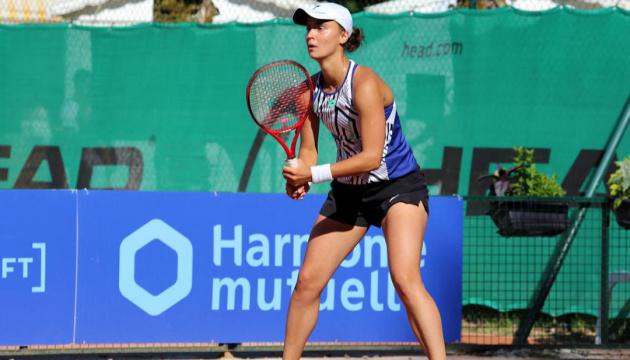 Калинина вышла в финал стотысячника ITF во Франции