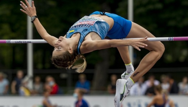 Магучіх виграла «золото» першості Європи в стрибках у висоту