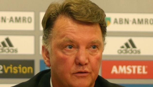 Ван Гал утретє очолить збірну Нідерландів з футболу