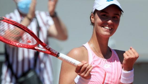 Рейтинг WTA: Світоліна опустилася на шосте місце, Калініна вперше увійшла в топ-100