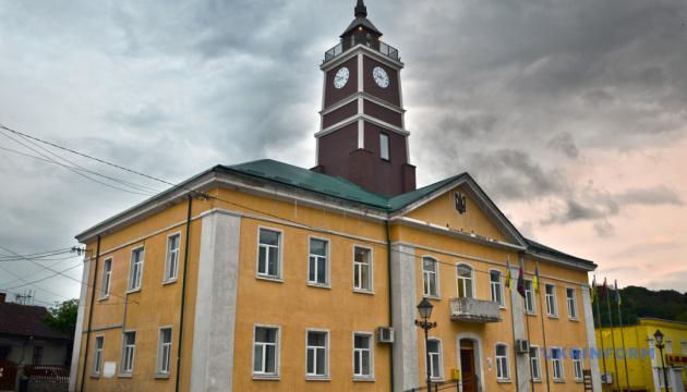 На Тернопольщине появилась первая в области смотровая площадка на ратуше