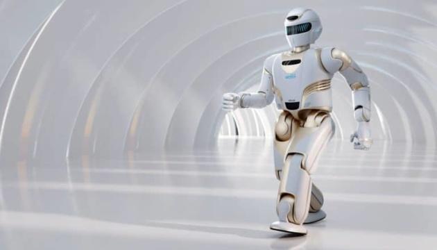 В Китае представили робота-гуманоида