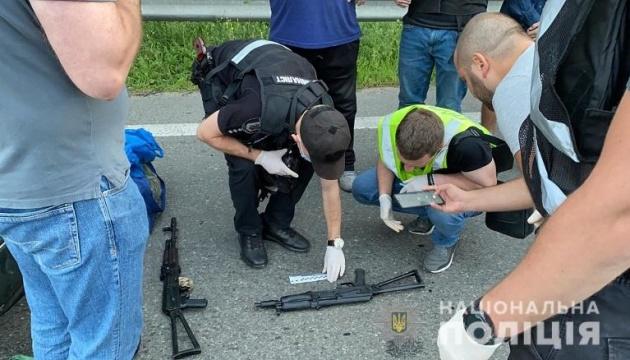 Поліція перекрила канал збуту зброї до Києва