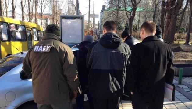 Спроба підкупу за посаду в НАБУ: детективи затримали експрокурора Матюшка