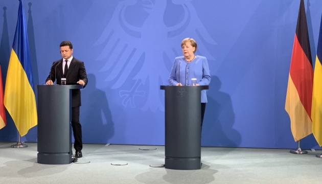 Зеленський у Німеччині сказав, що потрібно для закінчення війни