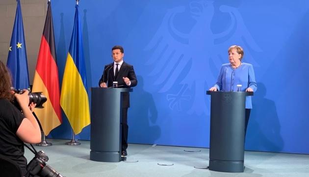 Німеччина залишається одним із ключових партнерів України - Зеленський