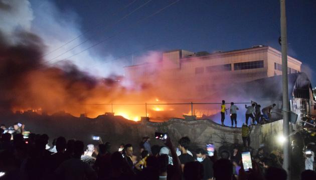 В Іраку - пожежа в COVID-лікарні, 52 загиблих