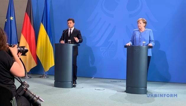 Zelensky wants to talk to Biden about U.S. involvement in settlement in eastern Ukraine
