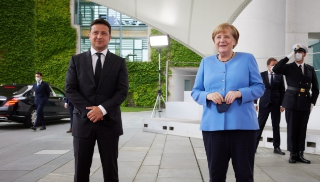 Germany remains one of Ukraine's key partners – Zelensky