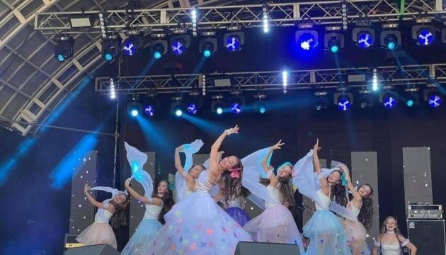 Фестиваль современной украинской песни на Львовщине собрал исполнителей из восьми стран