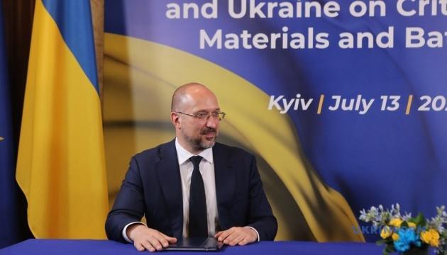 Шмигаль прокоментував розширення Росією заборони на імпорт з України