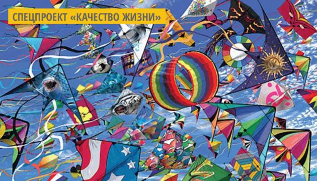 На Херсонщине создали первый в Украине кайтодром